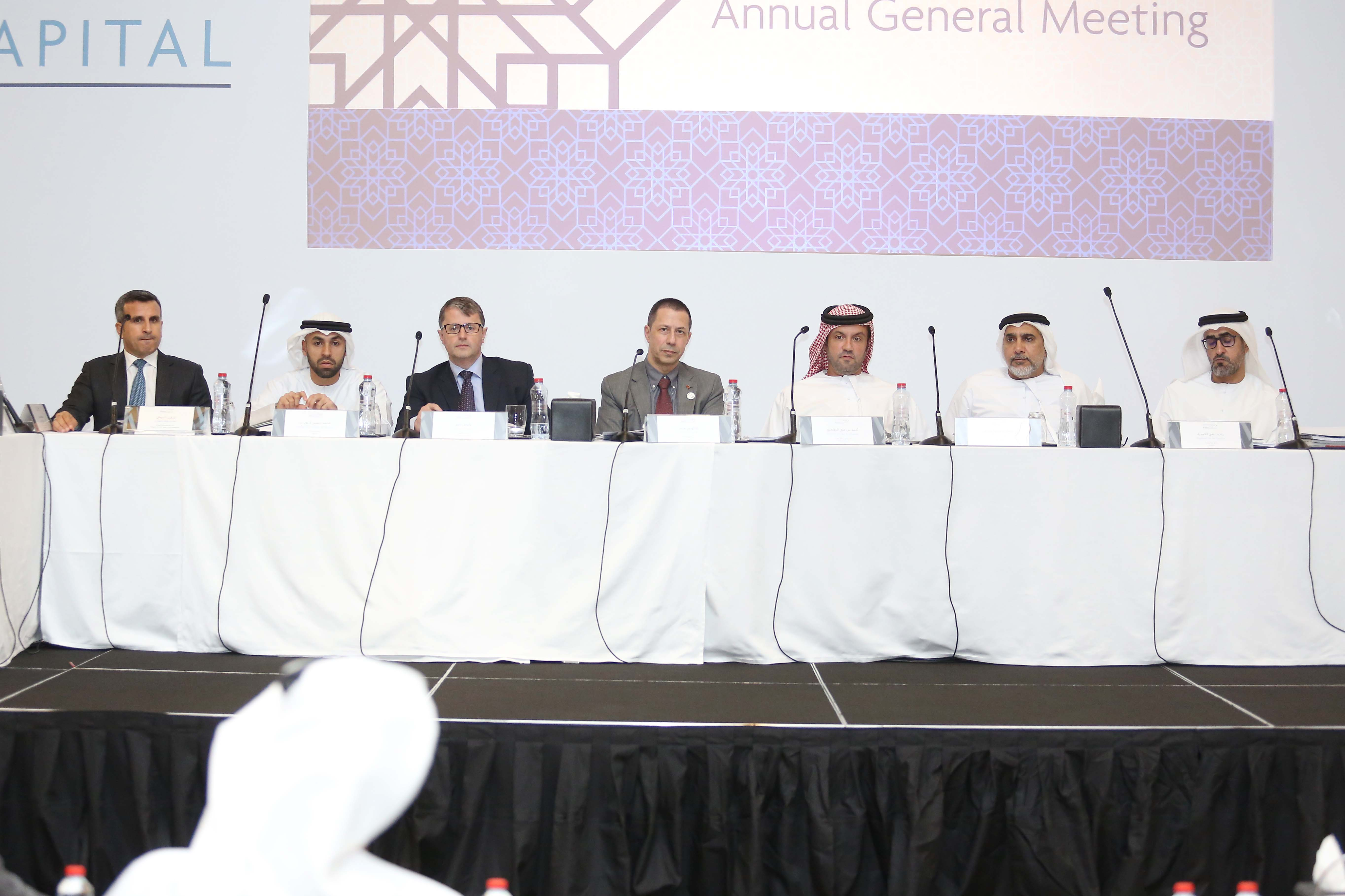 Waha Capital AGM approves 7.5 % dividend for 2018 following net profit of AED 145 million